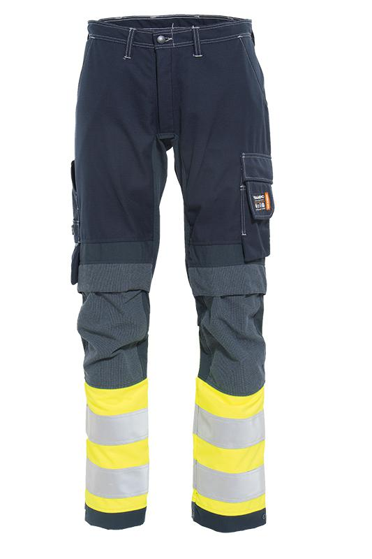 DAMES VLAMVERTRAGENDE WERKBROEK STRETCH