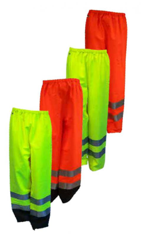 ARC FR-AS HI-VIS REGENBROEK