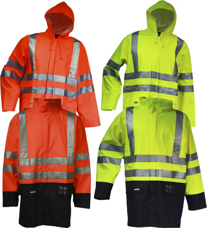 ARC FR-AS HI-VIS REGENJACK