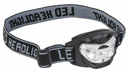 HEAD LIGHT t.b.v. ARC FLASH HELM