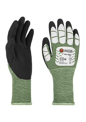 ARC FLASH HELMEN EN GLOVES