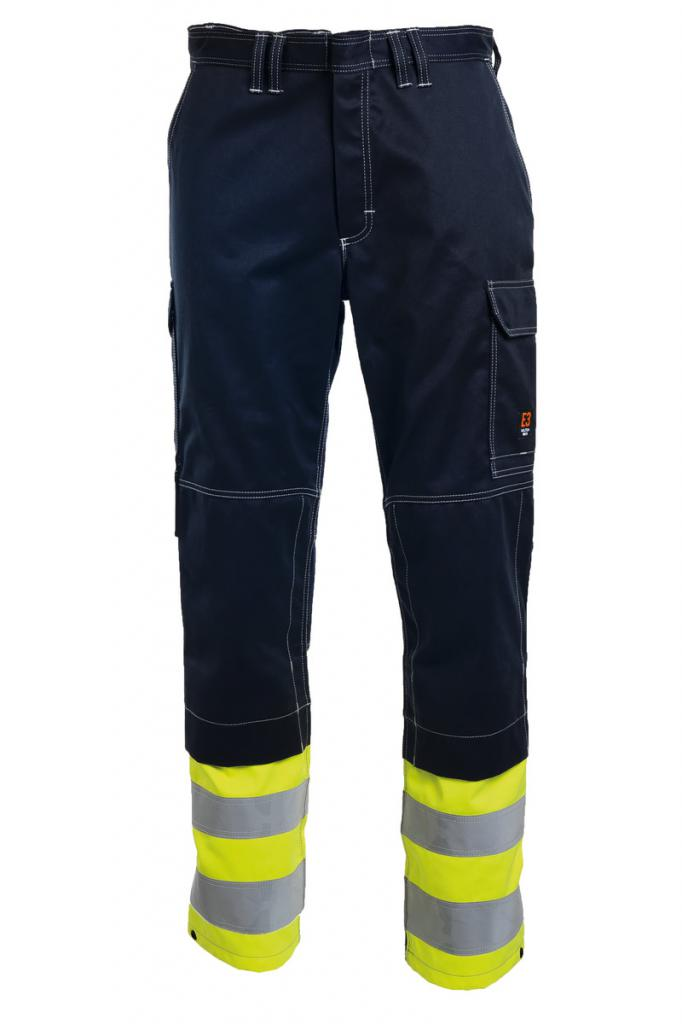 HI-VIS DAMES WERKBROEK CANTEX WELD STRETCH