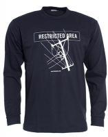 Vlamvertragend T-Shirt Lange Mouw